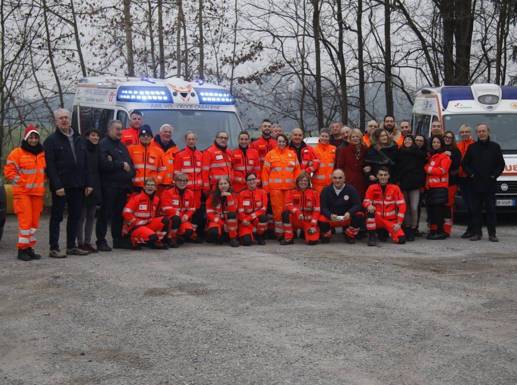 Associazione Volontaria Croce Casalese 1