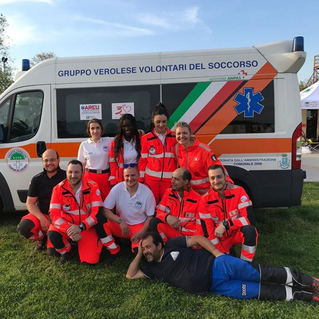 Gruppo Verolese Volontari del Soccorso 2